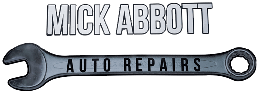 Mick Abbott Auto Repair and MOTs Website Logo