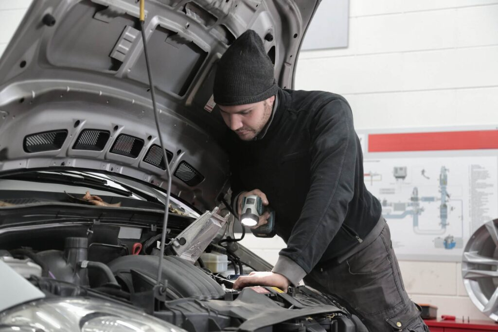 Mick Abbott Auto Repairs